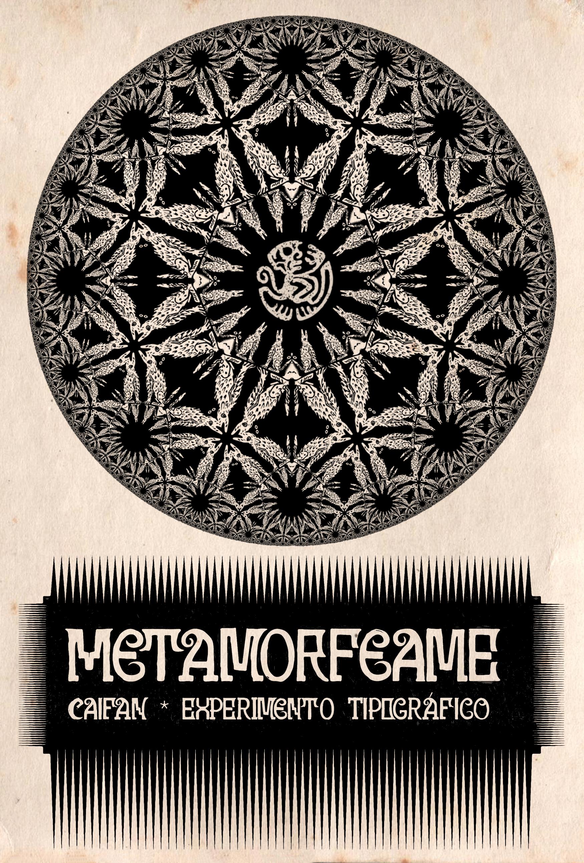 CAIFANES_Metamorfeame_tipografia